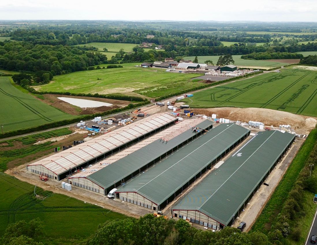 Poultry Project - In 2019 JF McKenna completed work on this project