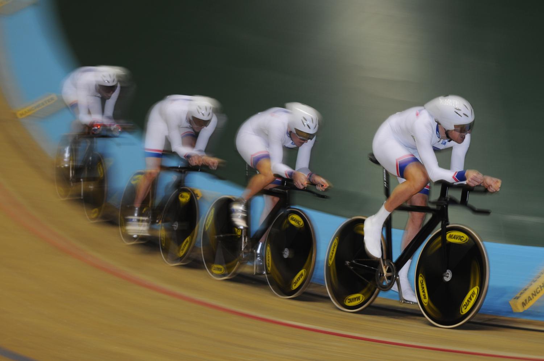 GB Mens Team Pursuit