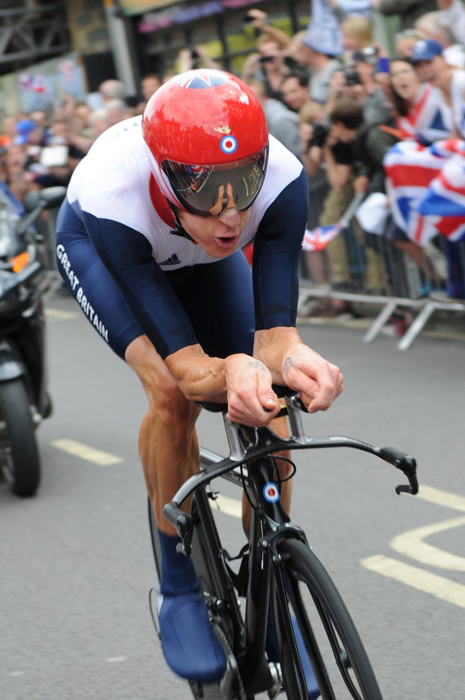 Bradley Wiggins, 2012 Olympics