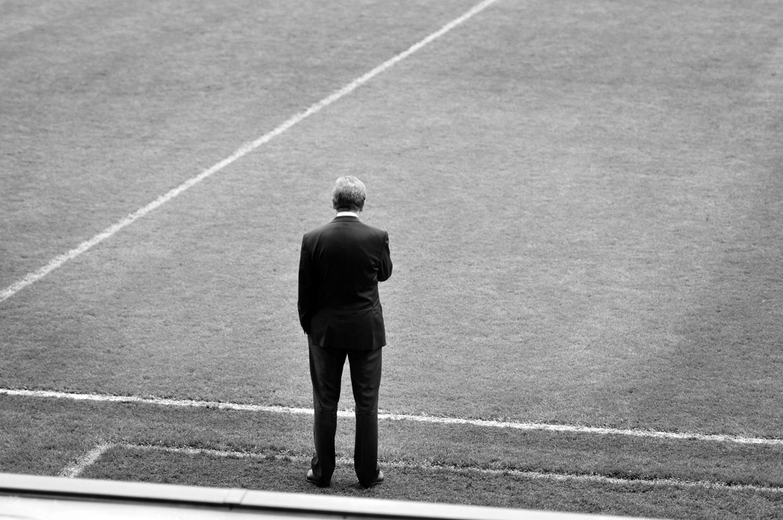 Roy Hodgson, England Football Manager