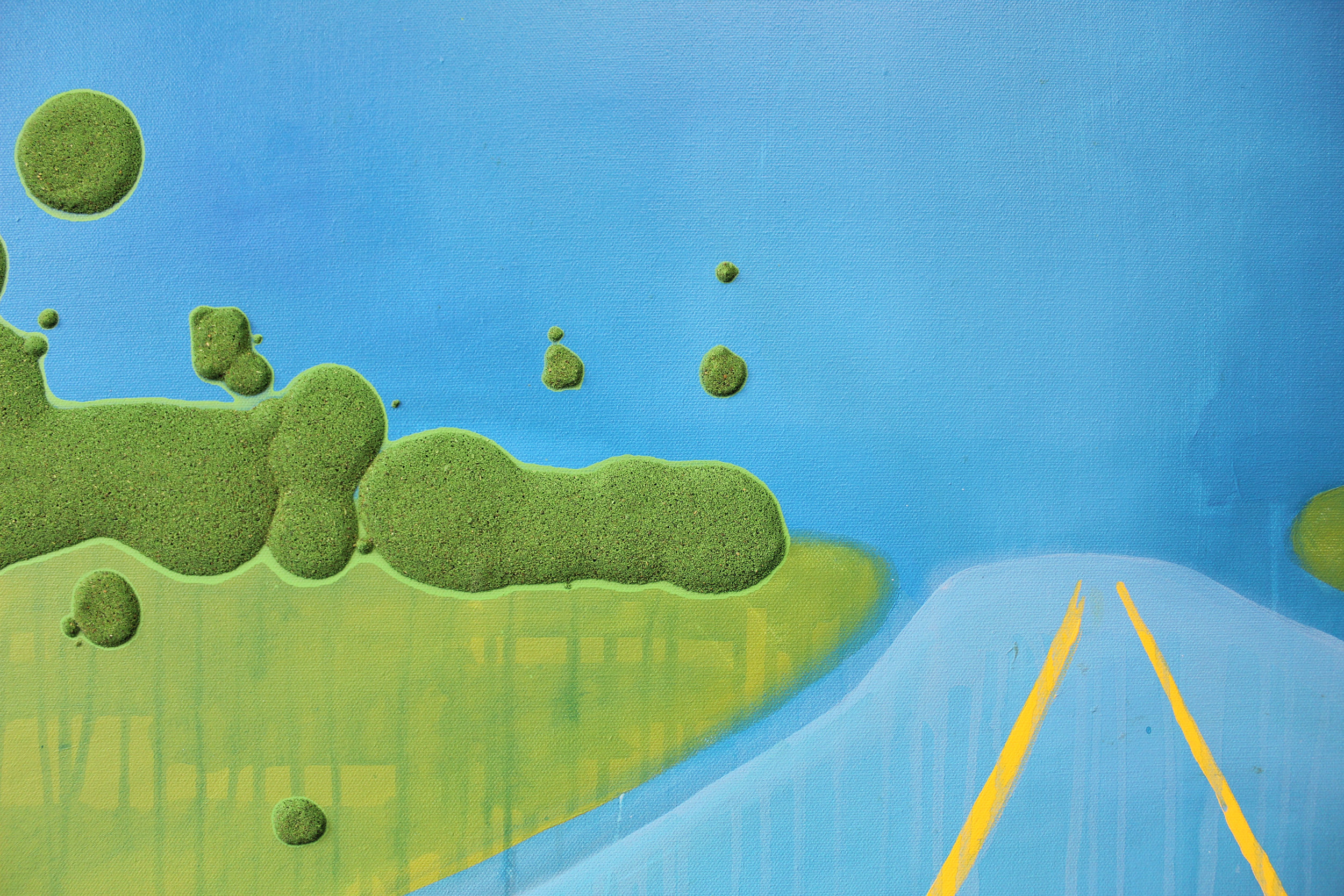 """detail from """"a new path"""""""