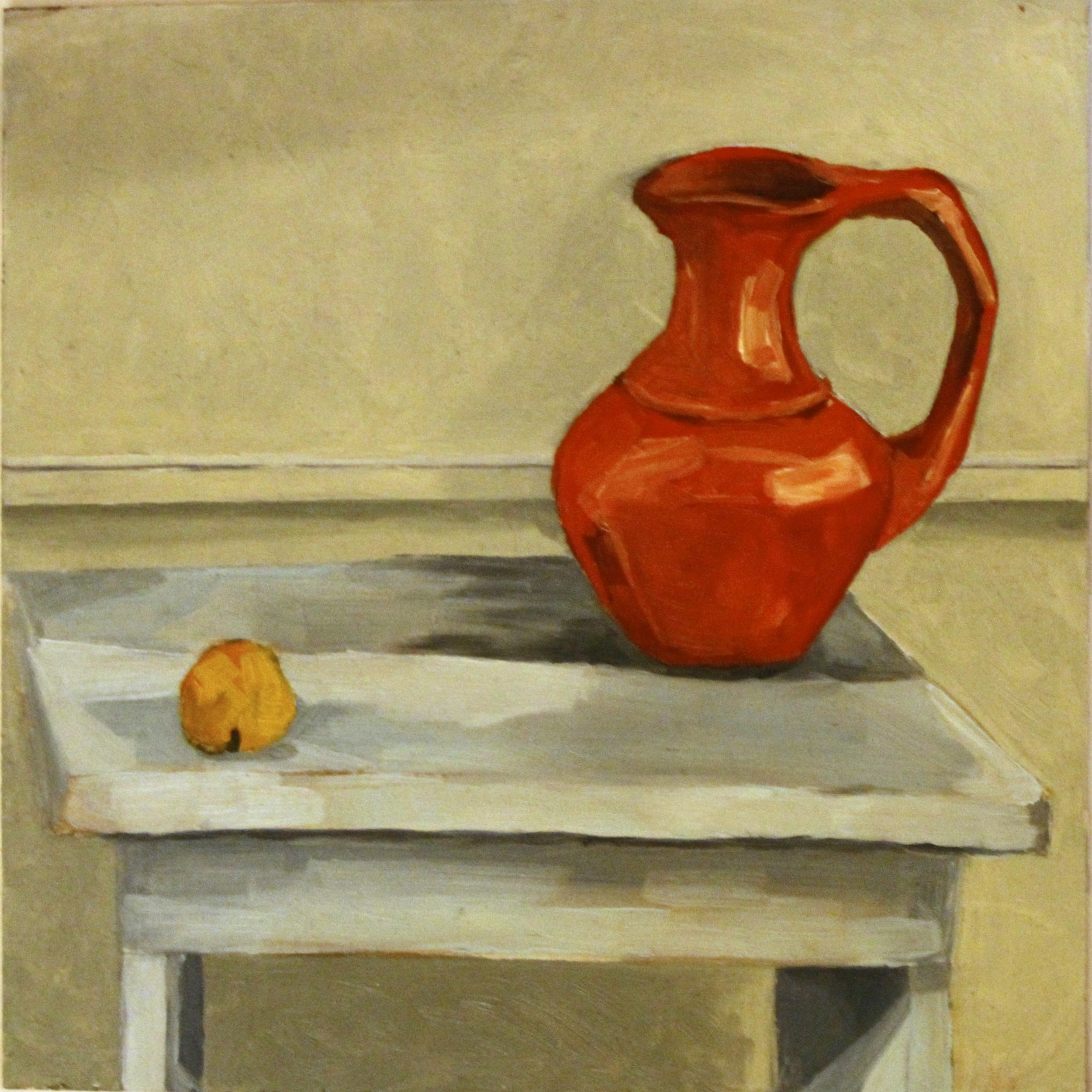 Water Jug and Tomato #2