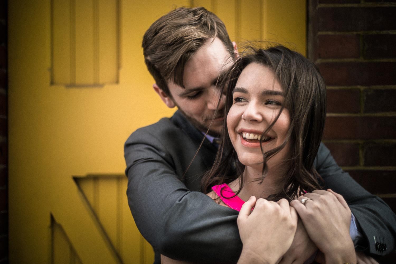 Charlotte & Connor Engagement