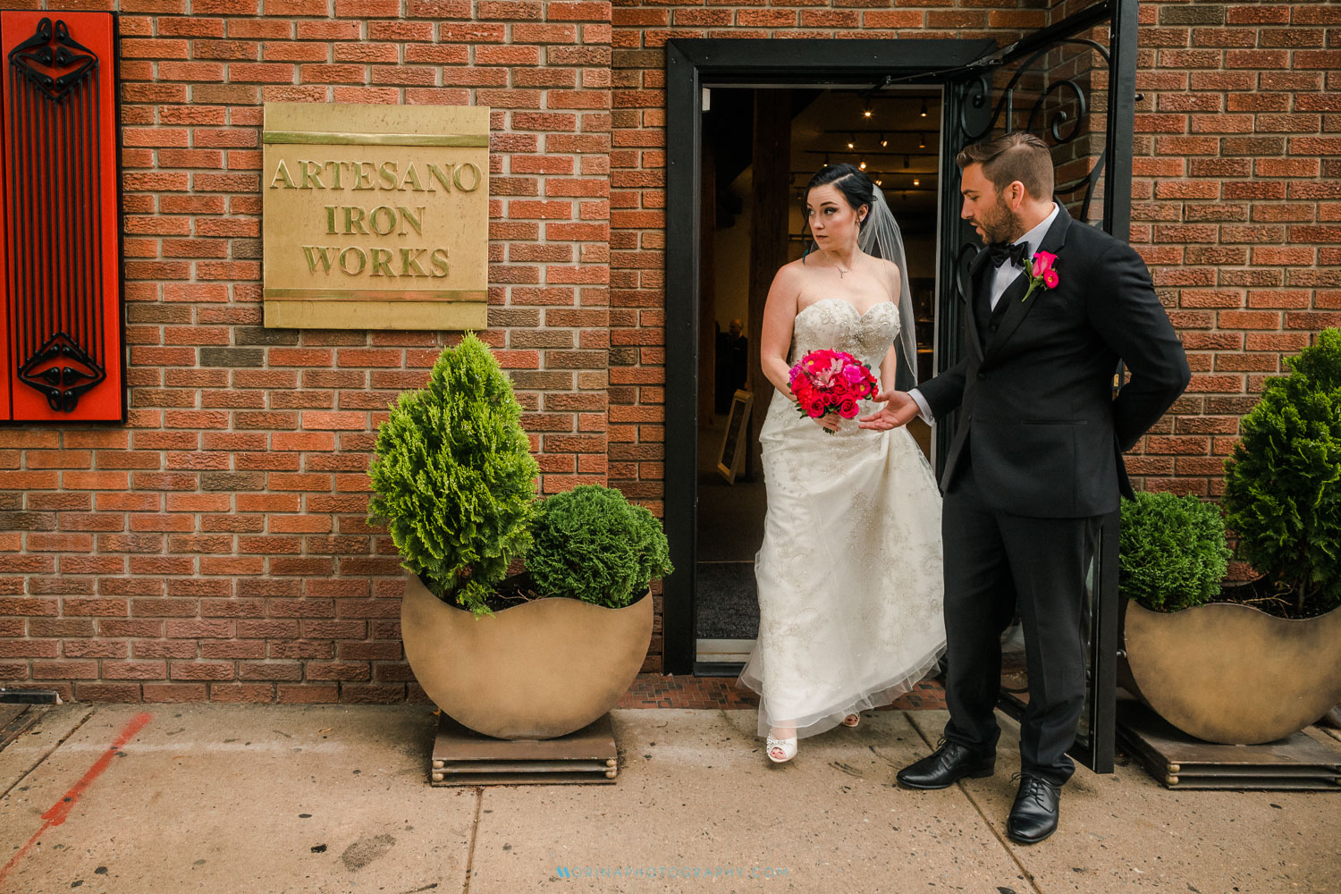 Jill & Rhett Wedding at Artesano Iron Works, Manayunk Philadelphia33.jpg