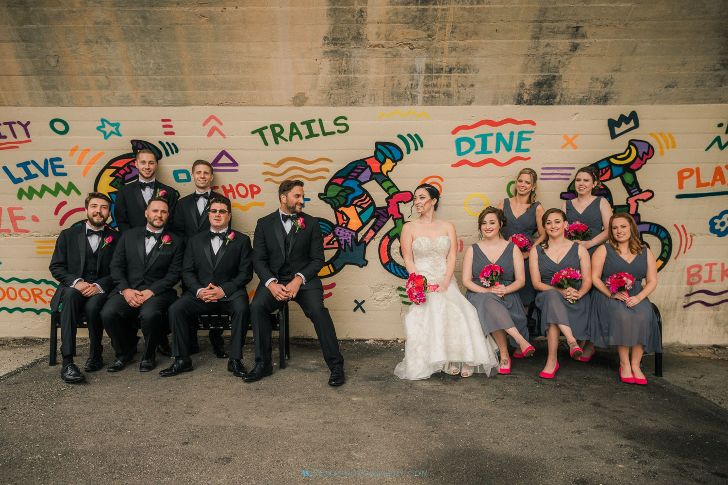 Jill & Rhett Wedding at Artesano Iron Works, Manayunk Philadelphia36.jpg