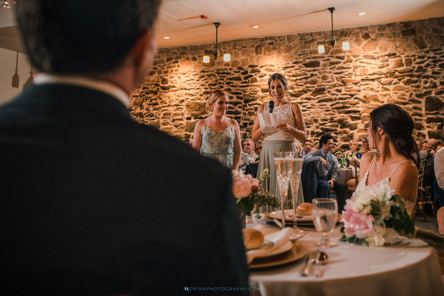 Old Mill at Rose Valley Wedding