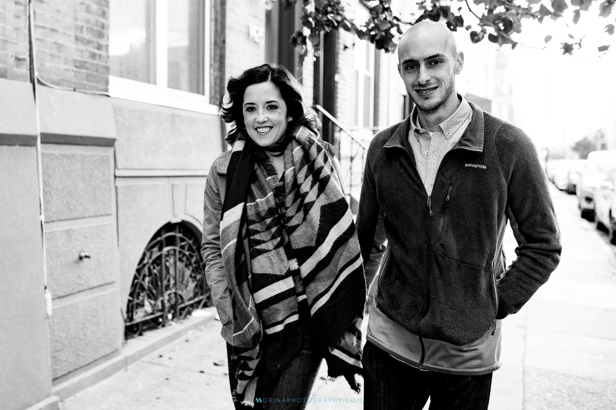 Elizabeth & Vincent Engagement at Italian Market 0002.jpg