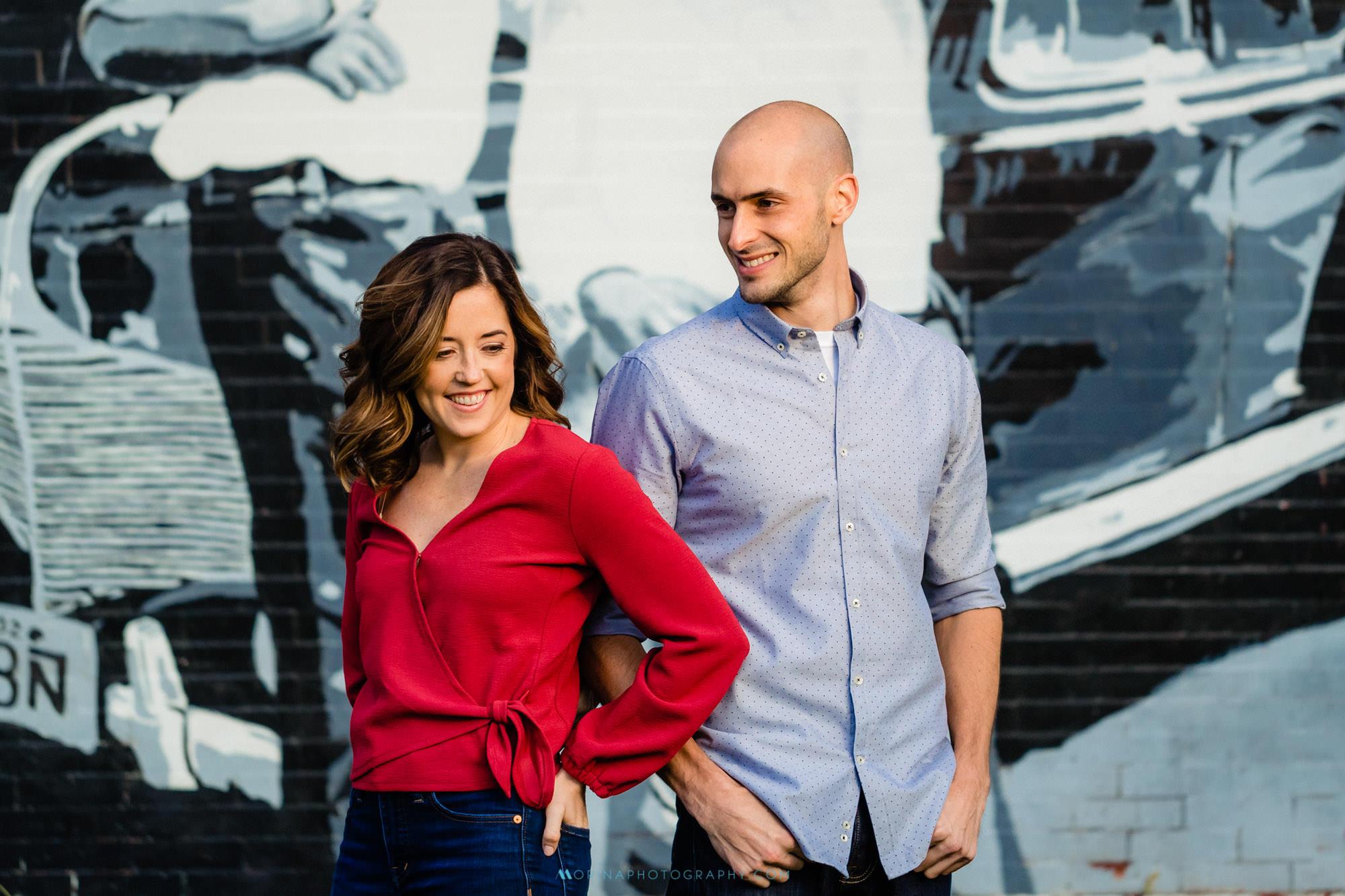 Elizabeth & Vincent Engagement at Italian Market 0006.jpg