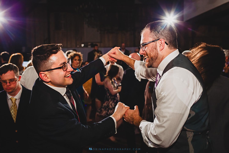 A may Flare wedding