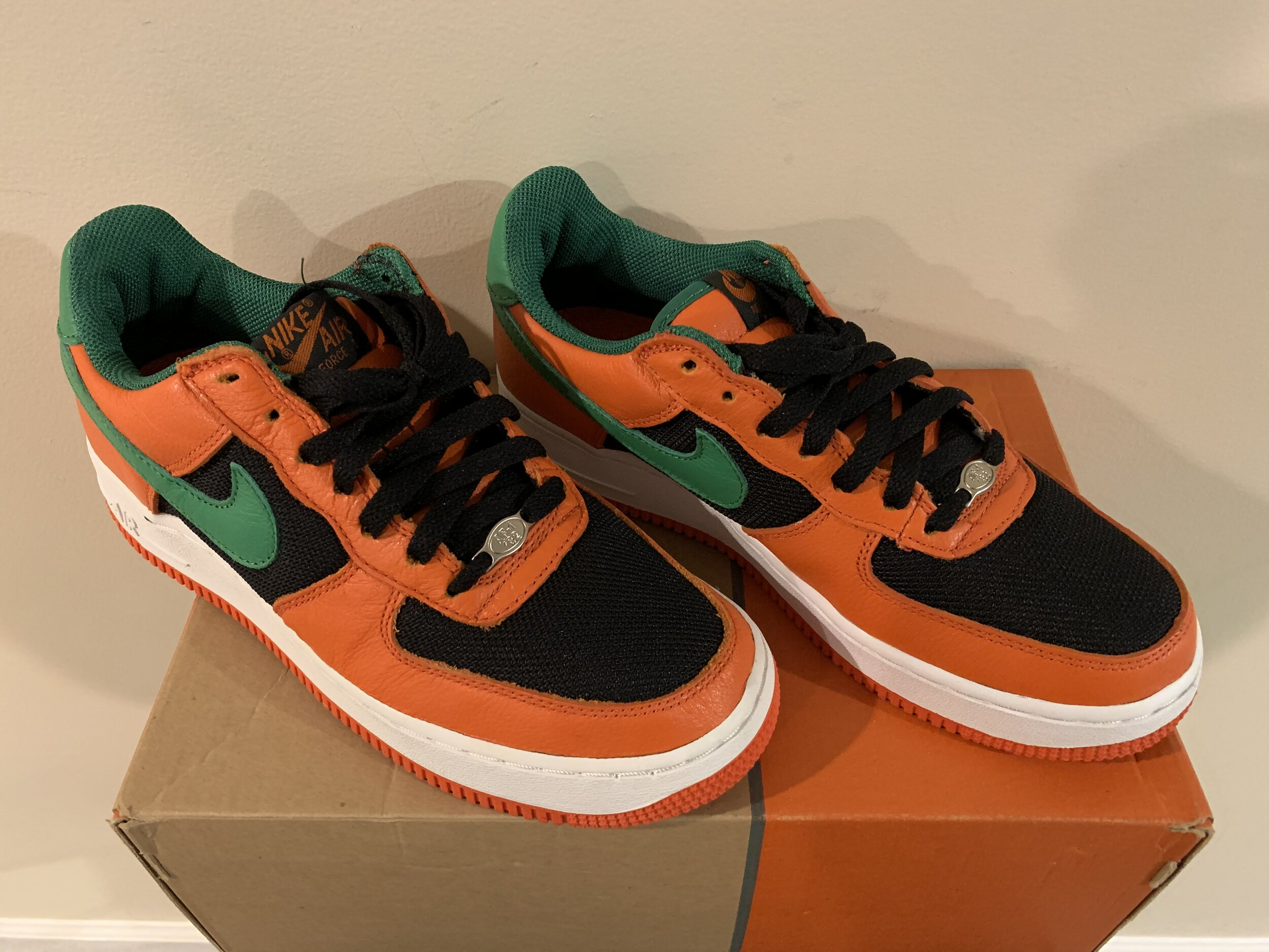 Nike Air Force 1 Low Carnival — DLo's Flipshop