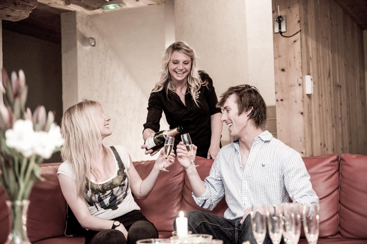 Champagne Service Morzine