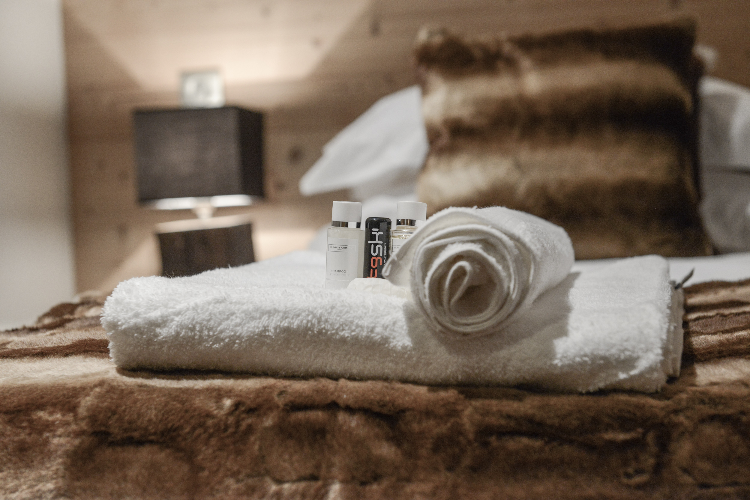 Relax in Luxury in Les Pierrys