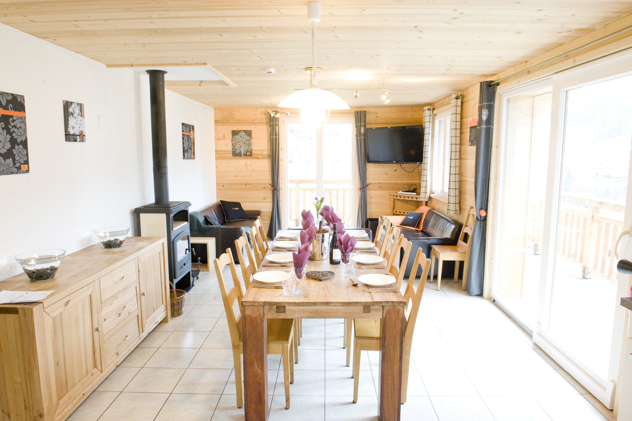 Catered chalet, Petit Amis, Morzine
