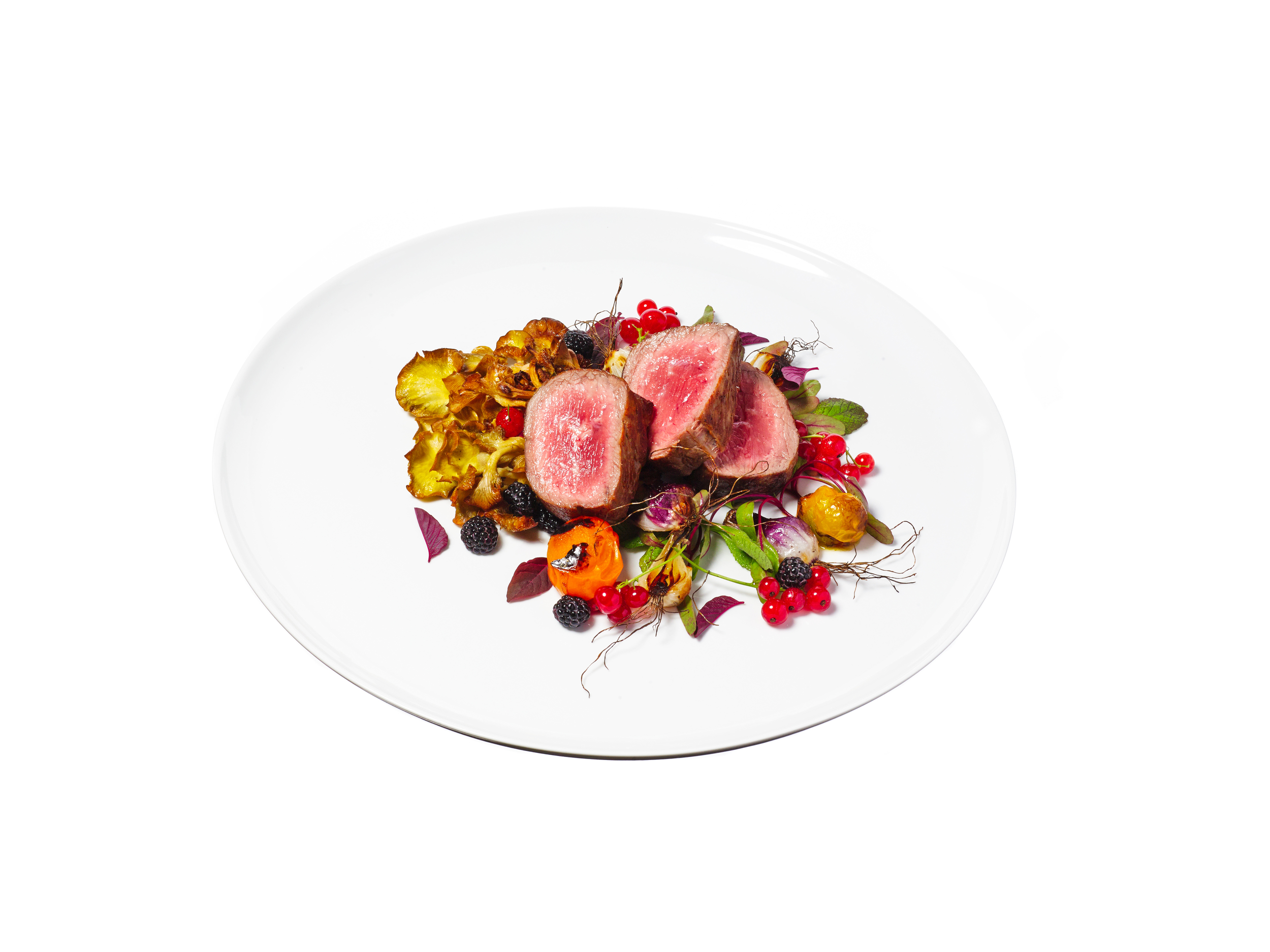 ribeye + artichoke