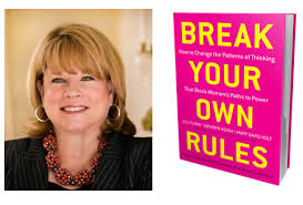 Mary Davis Holt with Break Your Own Rules