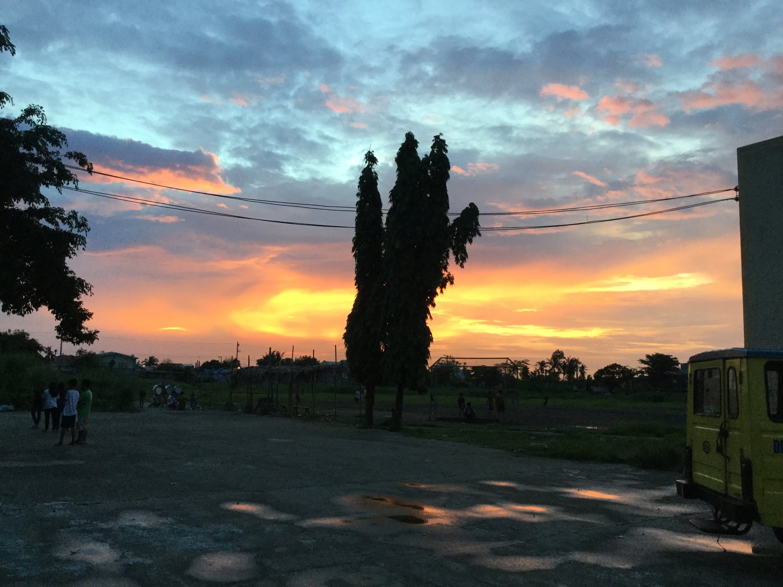 It's been a long time since the heyday of Cavite City's baseball diamond but who knows if something new can rise out of its grassy footprint?