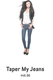 http://www.denimrepair.com/purchaserepairoptions/taper-my-jeans