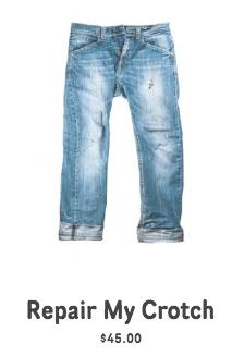 http://www.denimrepair.com/purchaserepairoptions/crotch-repair
