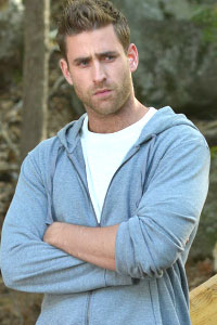 Oliver Jackson-Cohen - a British film and television actor who appeared in The Ravenand What's Your Number