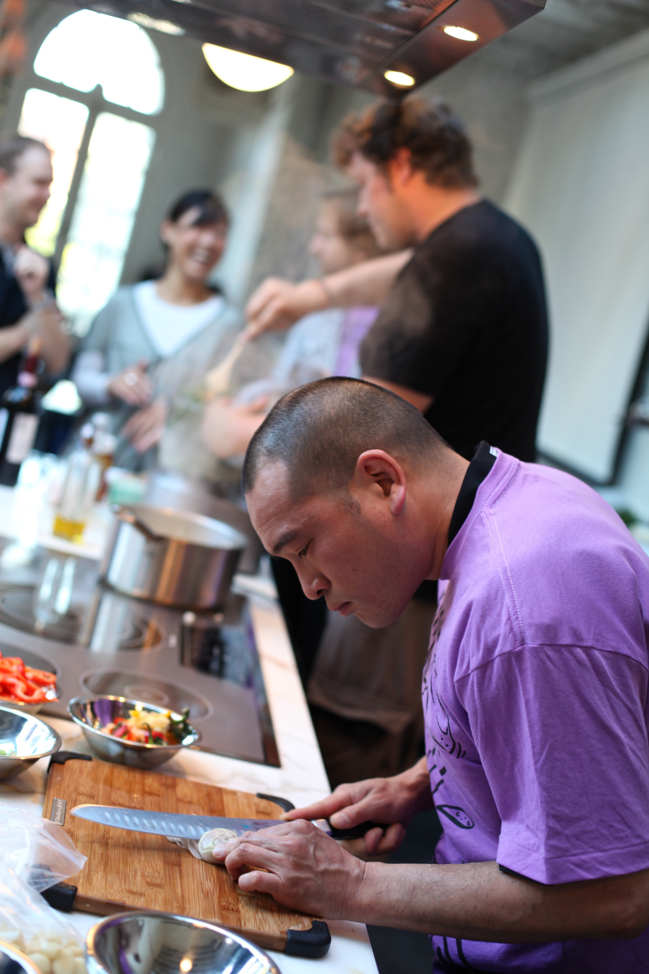 Sierra Fish-007-guy concentrates on slicing.jpg
