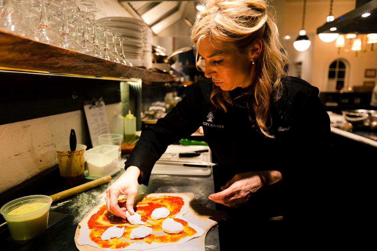 Albert Law - 028 - Caroline Making Pizza.jpg