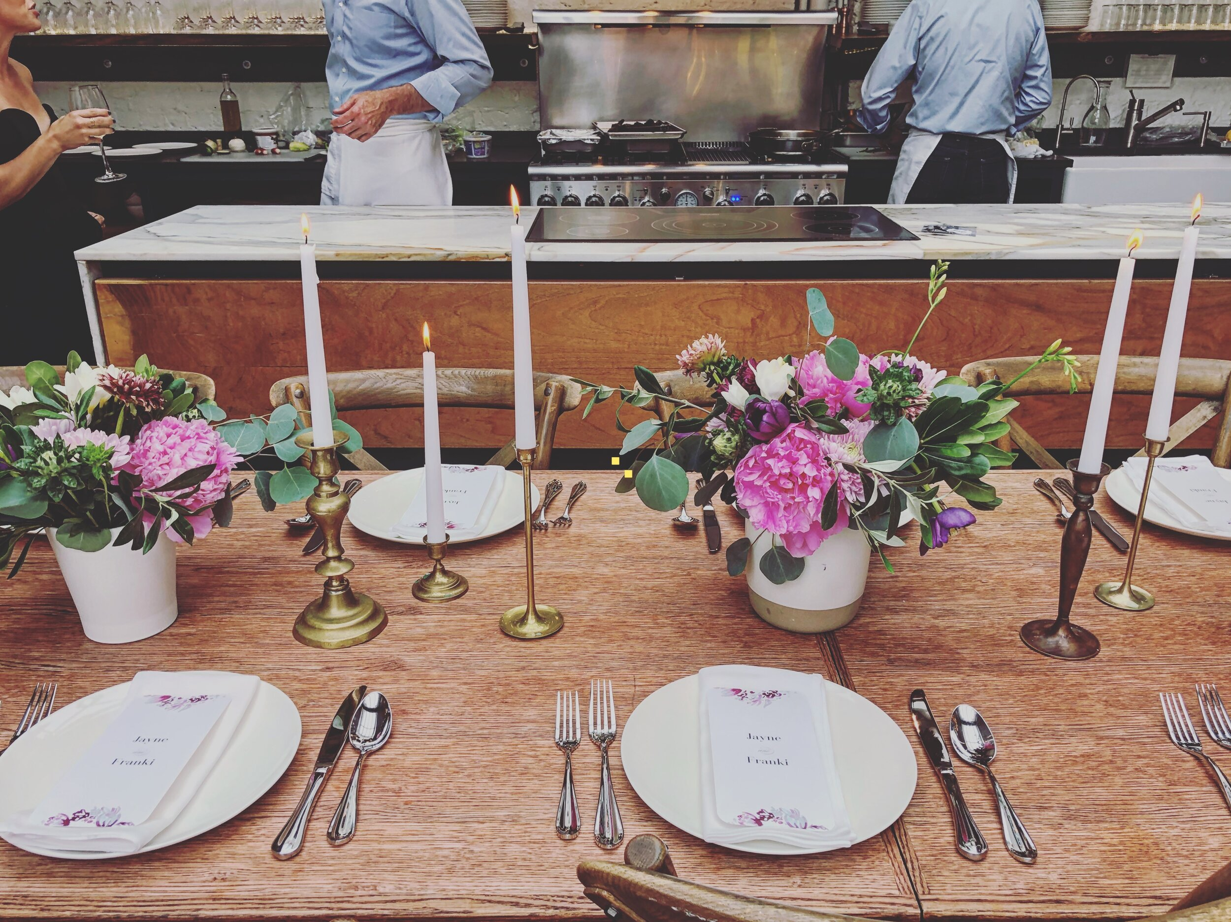 cookhouse-san-francisco-private-chef-birthday-dinner-flower-decorations.JPG