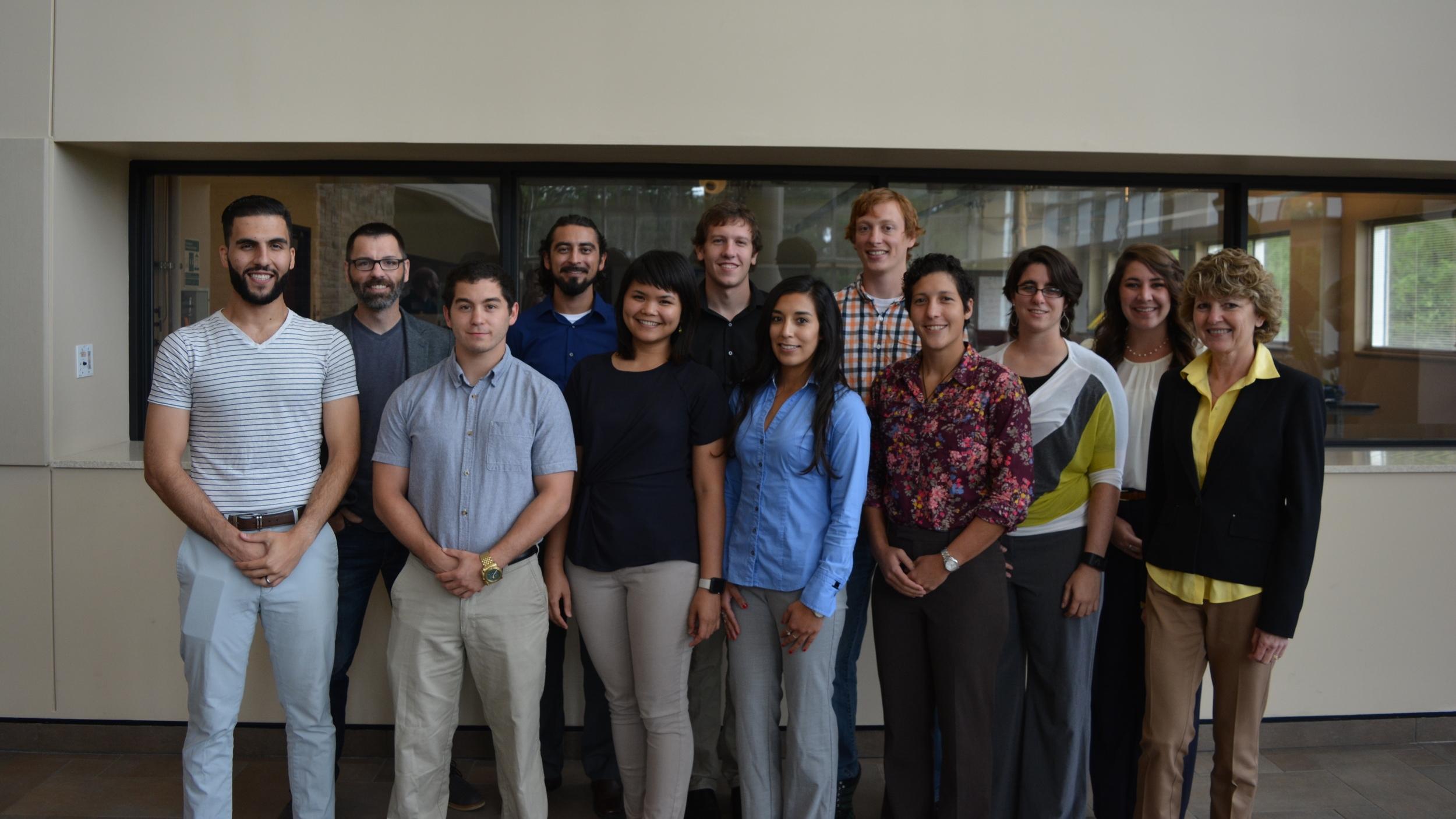 2016 NSF NRT Interface Trainees