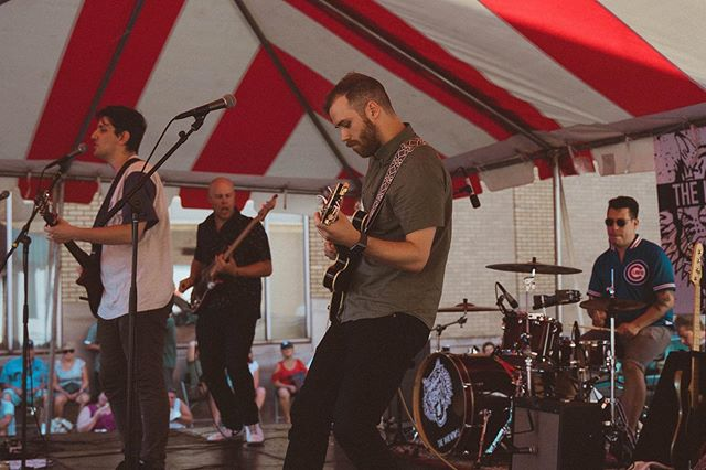 Thanks to everyone that made it out to @pierogifest last night! Photo: Justin Vander Waal