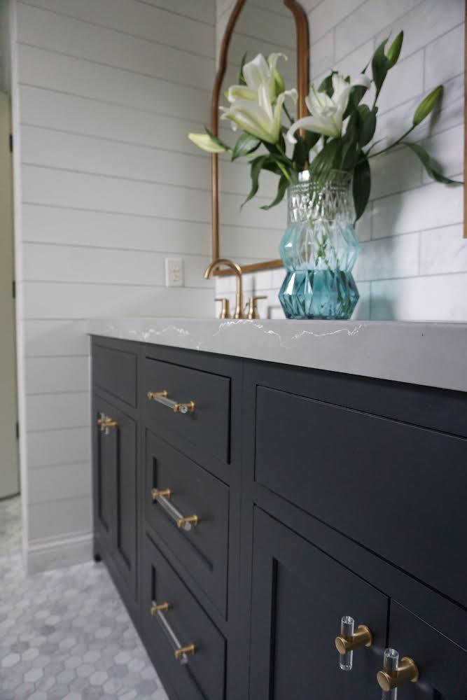 Cabinets: Austin collection in Carbon- Cliq Studios