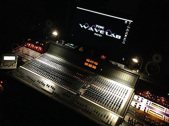 Great spot to mix and master in Brooklyn.