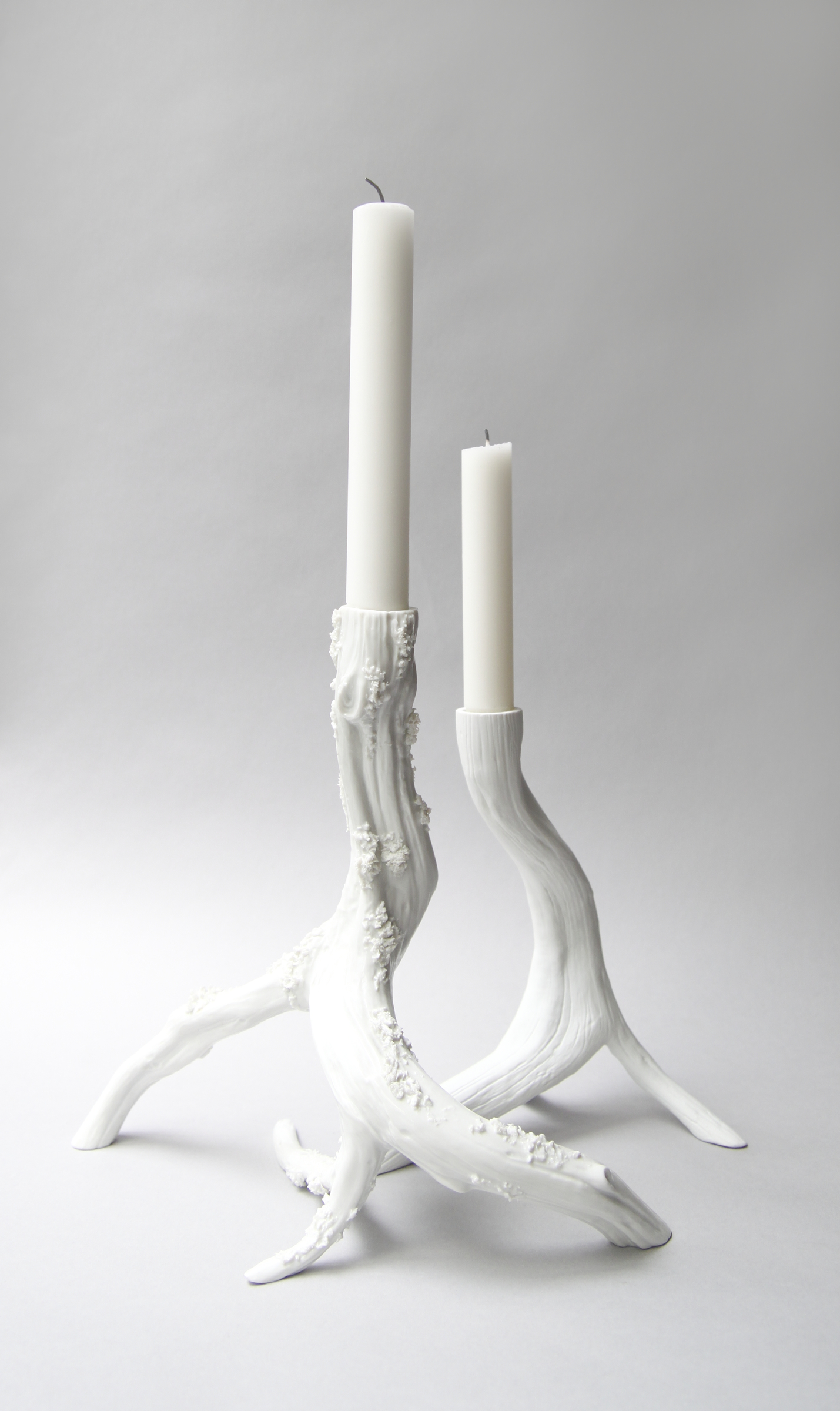 Rococo Candle Holders