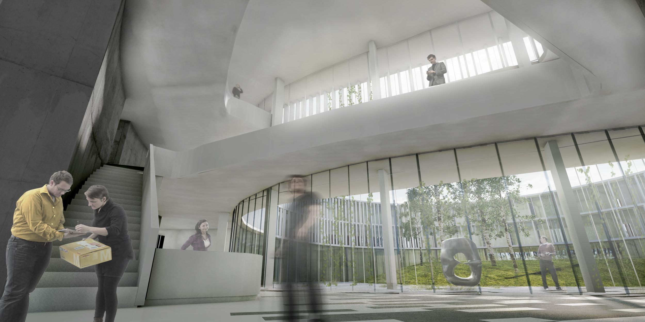 'La Matanza'-Science Center - sketch #2