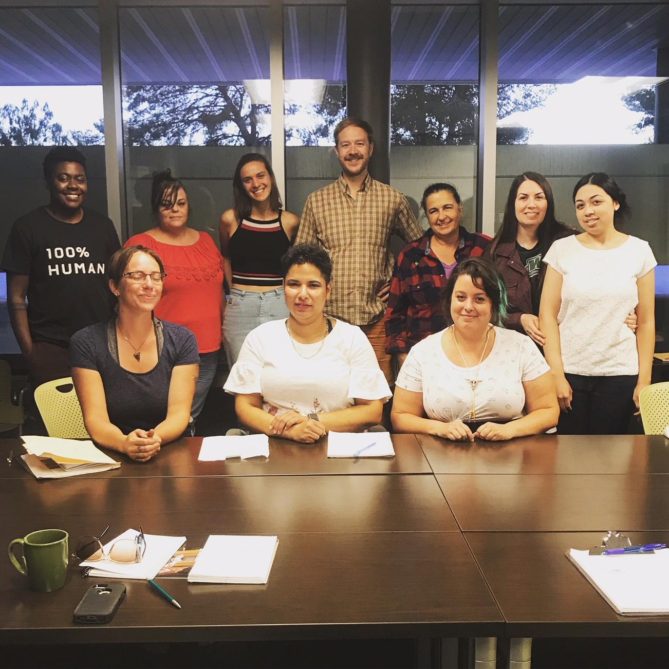 Professional Development Workshop at the University of Arizona Poetry Center