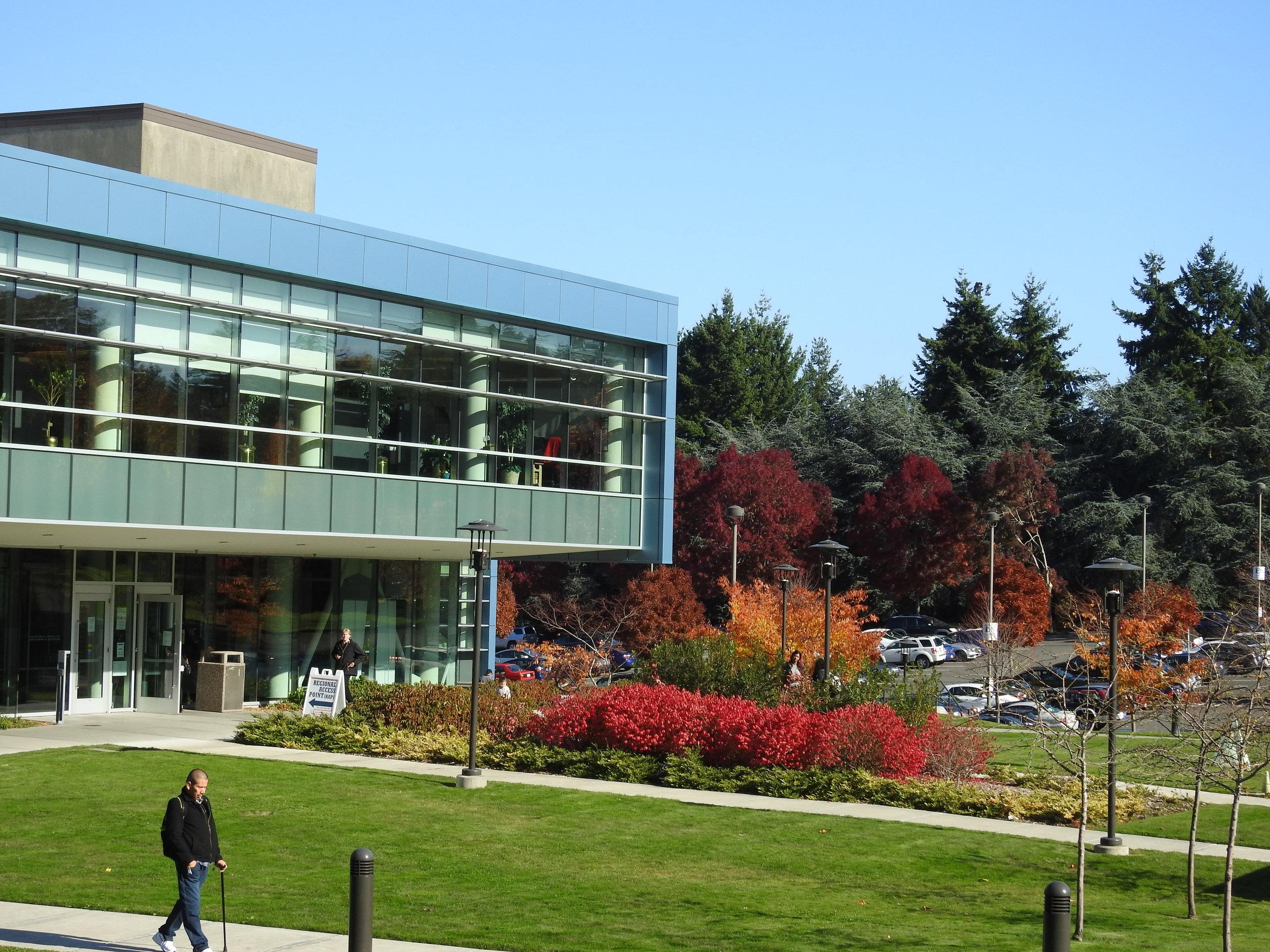 N Seattle Community College