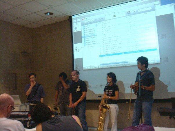 Improvisation Workshop - Manila, Philippines