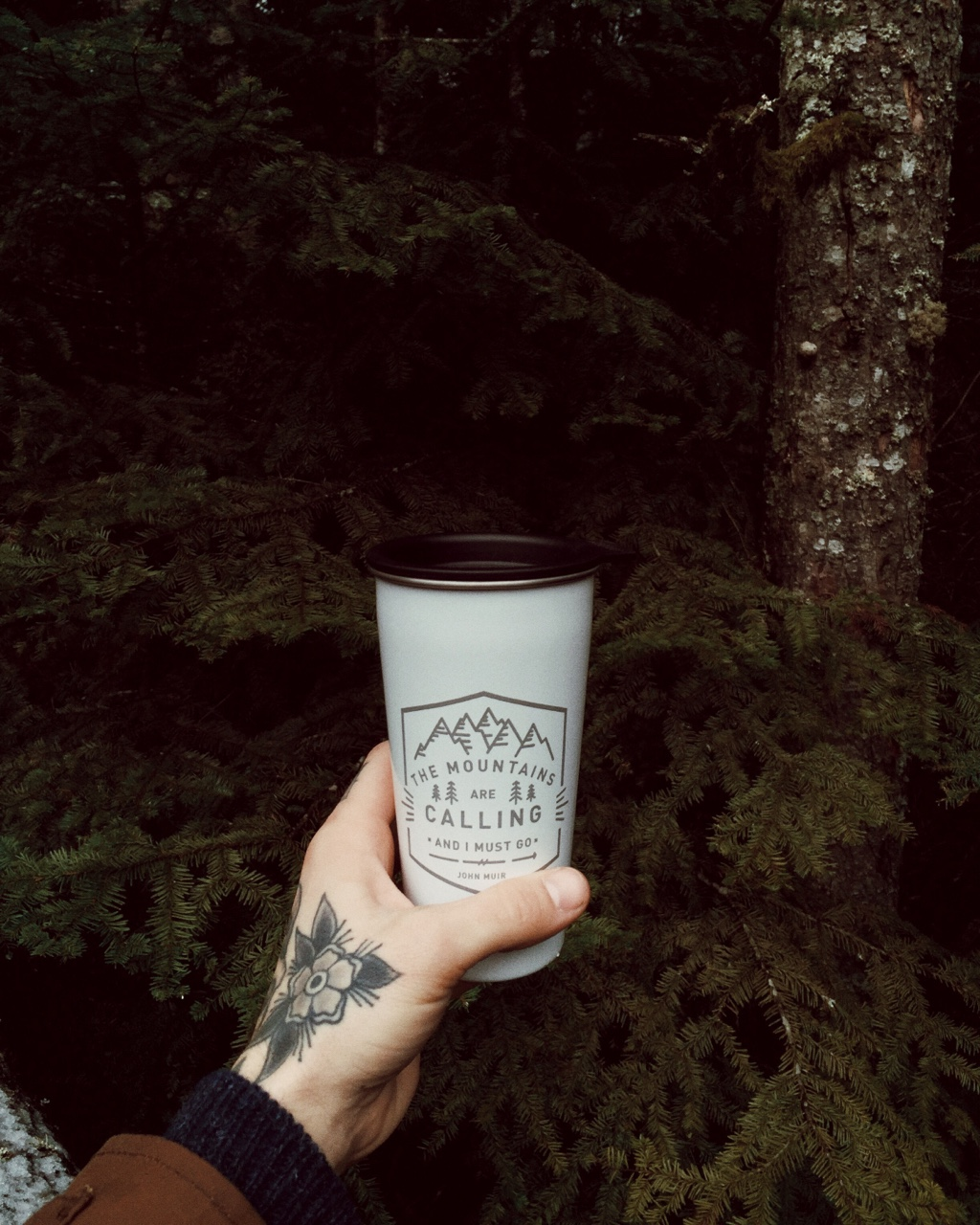 Can't wait for the new @MiiR retail store to open up! The store will be equal parts an artisan coffee shop, a place to pick up a beer on tap, and a place to check out the latest MiiR goodies, like this rad tumbler.