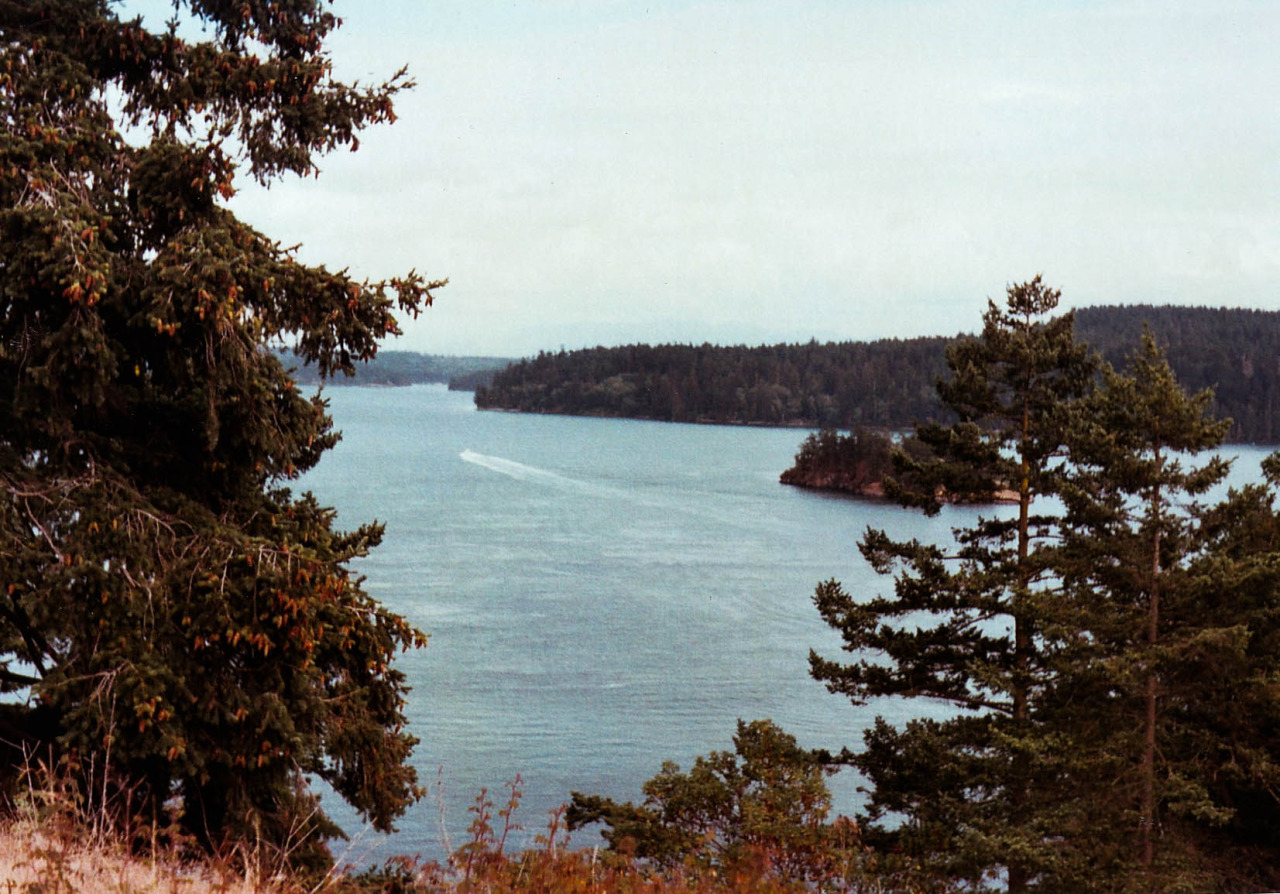 Deception Pass by  Lon.