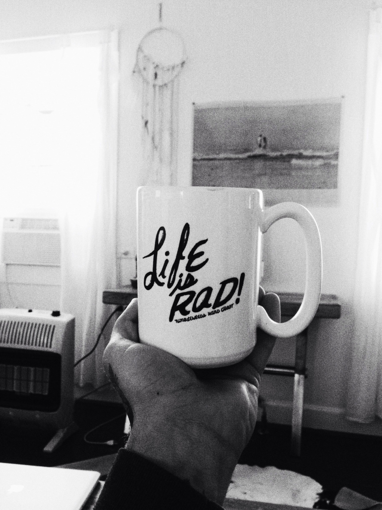 Life is Rad! By  Lon .