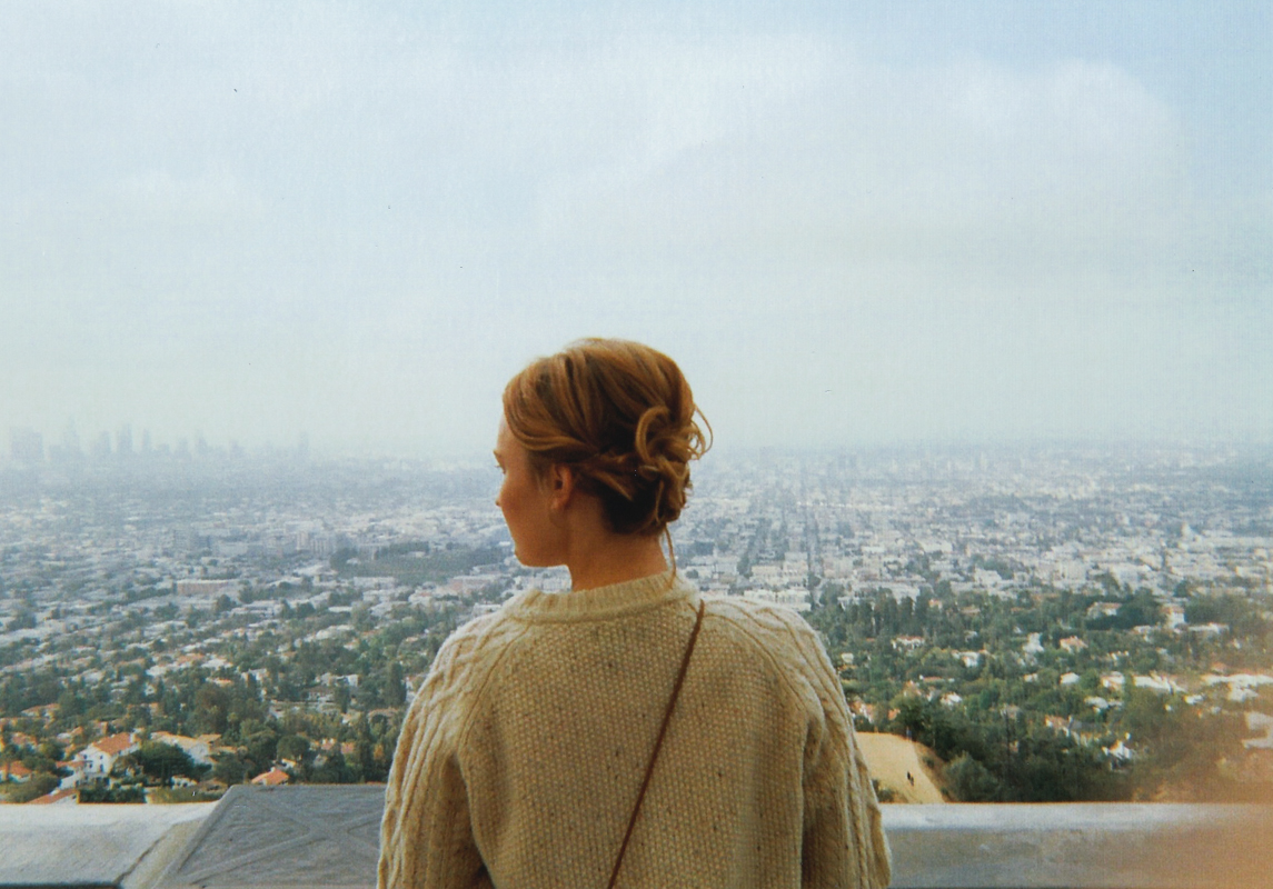Mornings in Los Angeles