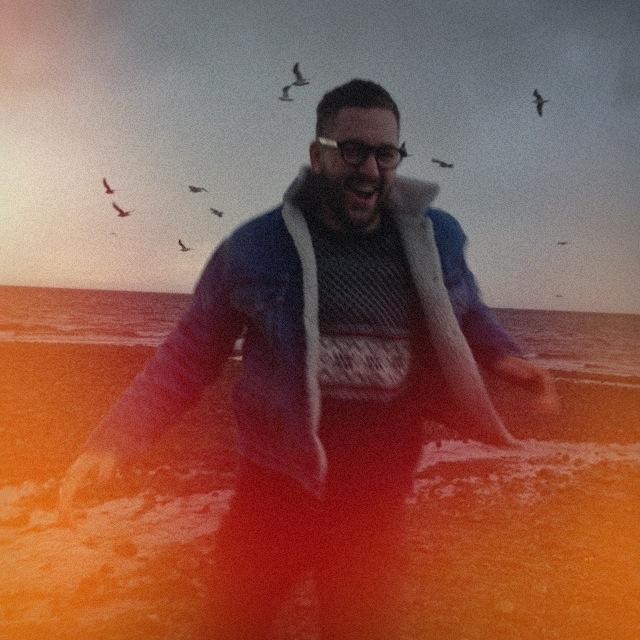 ©  Lonnie Webb    Autumn at the beach