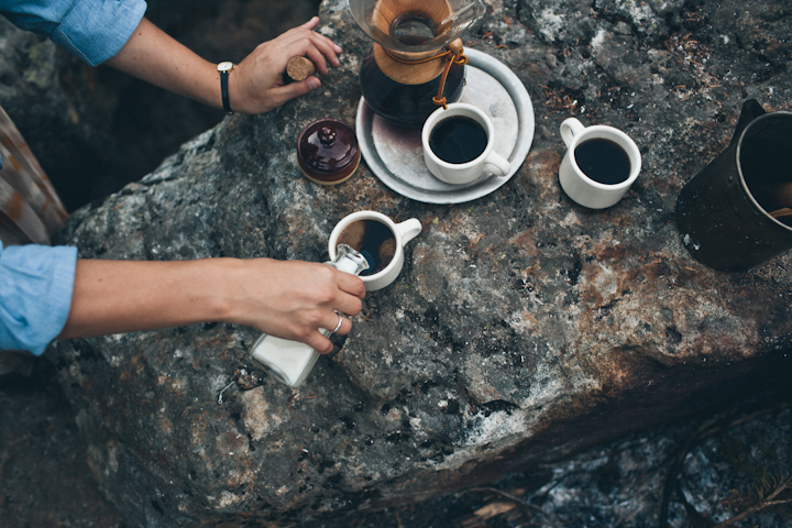 © LONNIE WEBB    Save the cup of black coffee for me