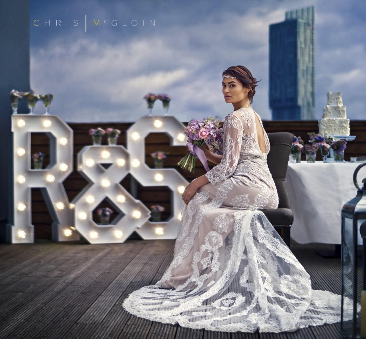 Chris McGloin Films & Photography Stylish wedding photography and film
