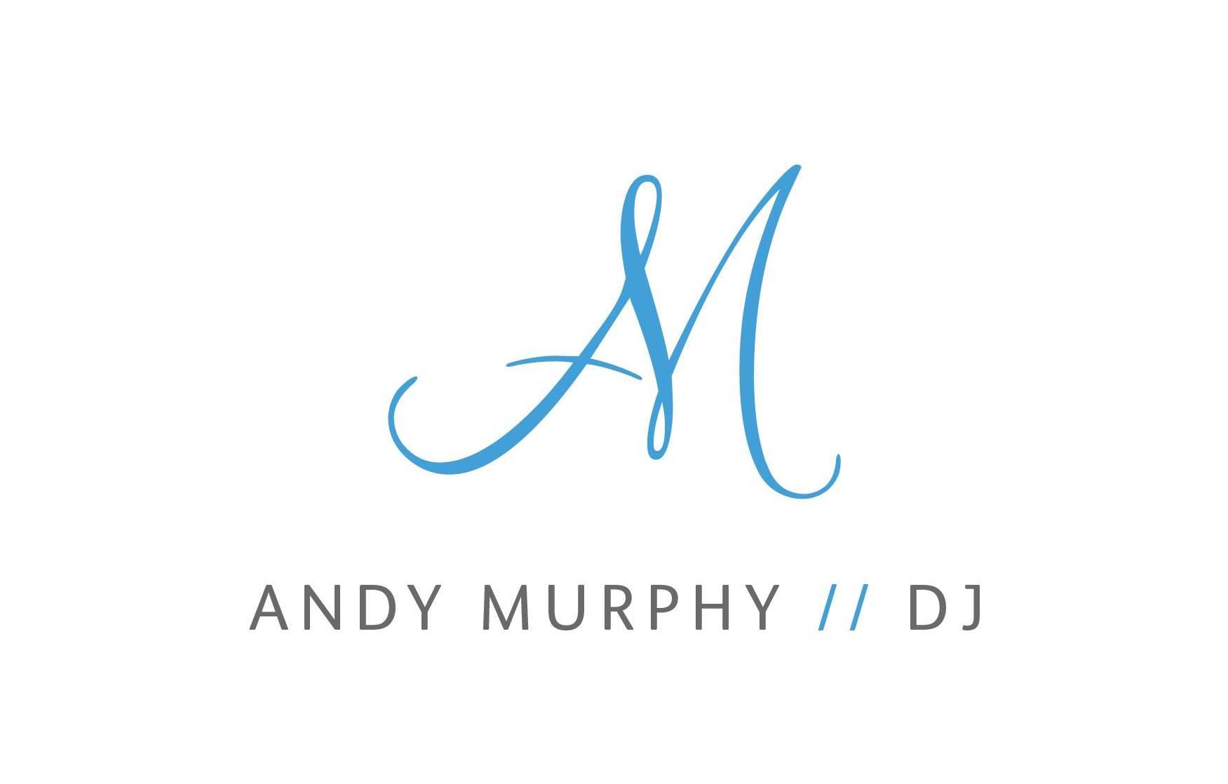 Andy Murphy DJ Multiple award winning wedding DJ