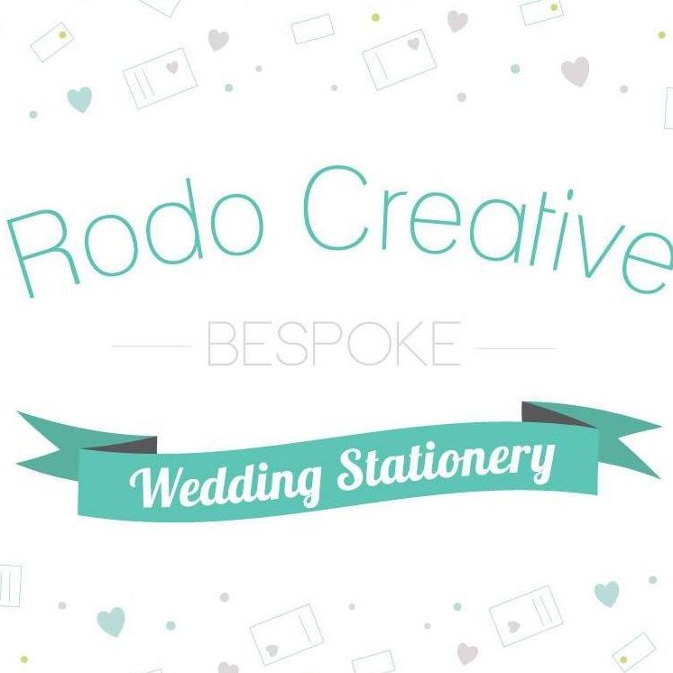 Rodo Creative Wedding stationary and graphic design