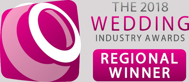 2018 Wedding Industry Awards Regional Winner.jpg