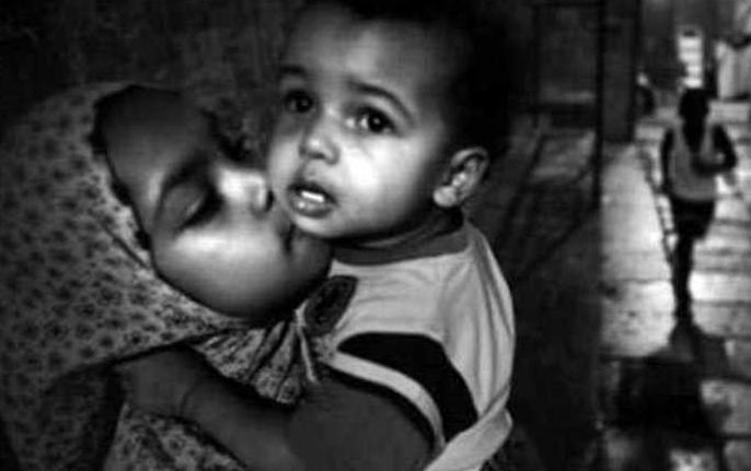 Black Palestinian Children / Rachael Strecher