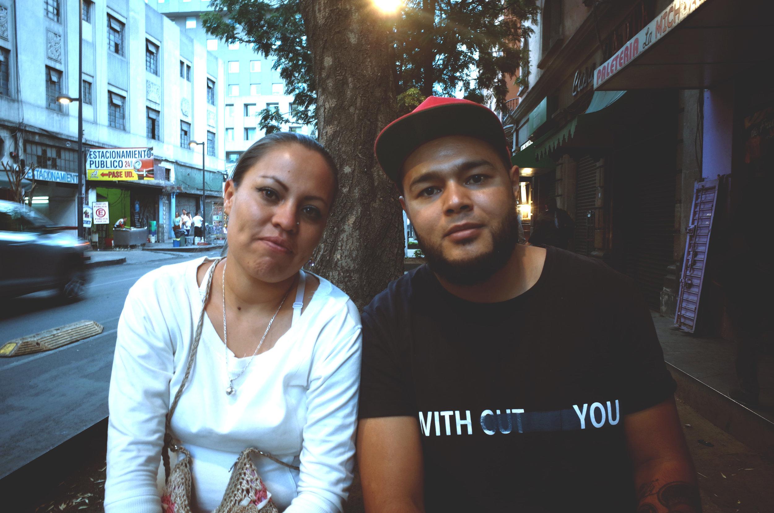 Yadira & Daniel. ©Bocafloja