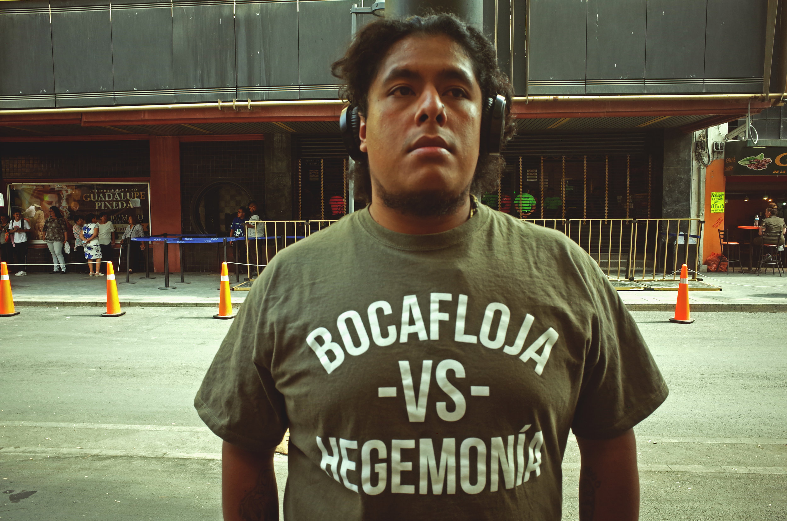 Contrahegemonía ©Bocafloja