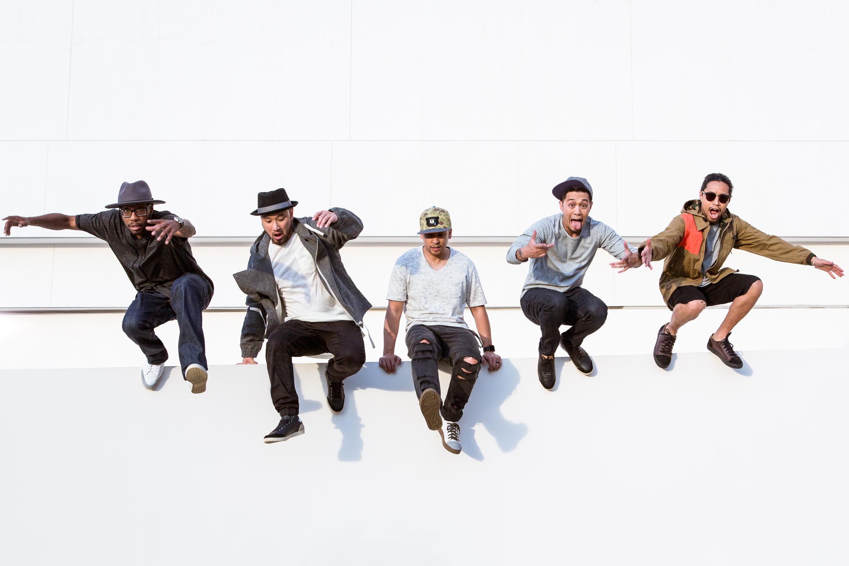 Jabbawockeez (America's Best Dance Crew, MGM Grand)