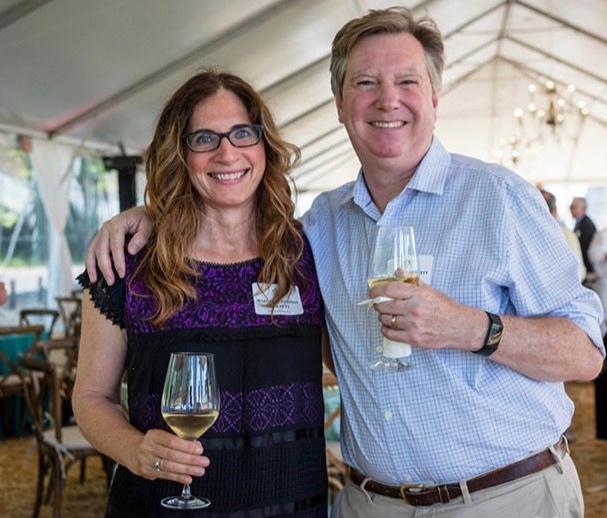 Margaret Fotinos & Mike Morearty